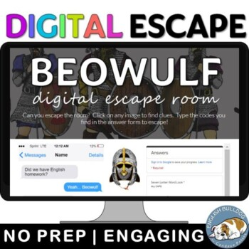 Beowulf Digital Breakout Escape Room Game