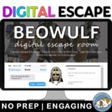 Beowulf Digital Lock Box Escape Room Game