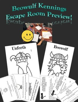 Beowulf Escape Room