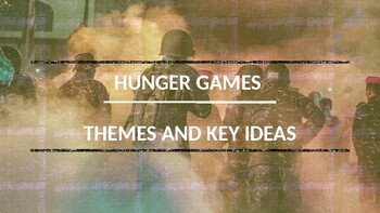 Hunger Games Introduction