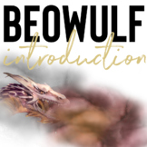 Beowulf Introduction, Beowulf Epic Hero Traits, and Beowulf Intro Activity