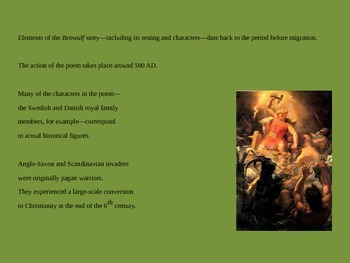 Beowulf - Introductory PowerPoint Presentation