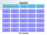 Beowulf Jeopardy Game