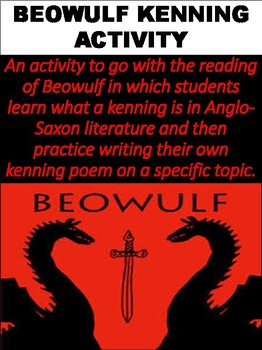 Beowulf Kennings Activity