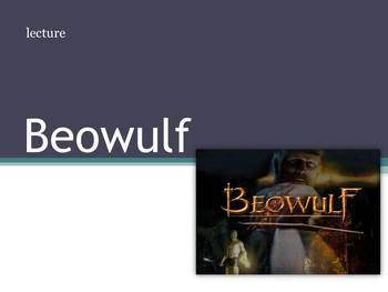 Beowulf Lecture