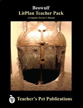 Beowulf: LitPlan Teacher Guide - Lesson Plans, Questions, Tests