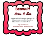 Beowulf Notice and Note Activity
