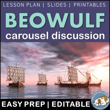 Beowulf Pre-reading Carousel Discussion