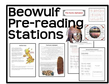 Beowulf Prereading Stations