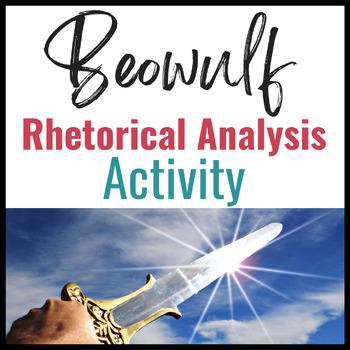 Beowulf Rhetoric Activity