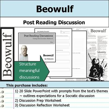 Beowulf - Socratic Method - Post Reading Discussions