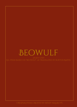 Beowulf Study Unit: Includes Digital Interactive Study Guide