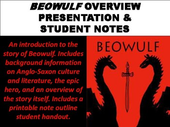 Beowulf Overview Presentation