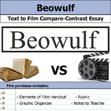 Beowulf - Text to Film - Compare & Contrast Essay