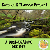 Beowulf Theme Project - Adaptable to other stories