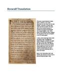 Beowulf Translation