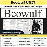 Beowulf Unit Complete Unit Plan