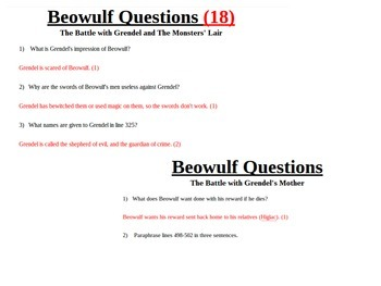 Beowulf Unit Pack