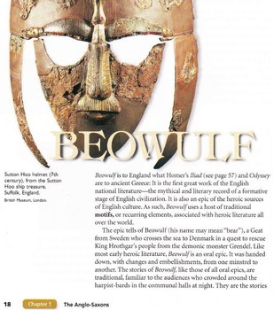 Beowulf - Unit Plans