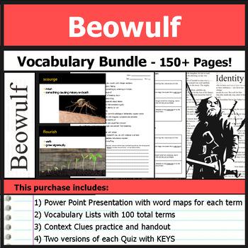 Beowulf - Vocabulary