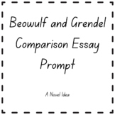 Beowulf and Grendel Comparison Essay Prompt