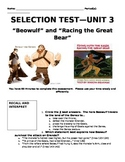 """Beowulf"" and ""Racing the Great Bear"" Selection Test"