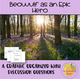 Beowulf as an Epic Hero - A graphic organizer with discuss