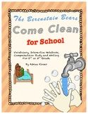 Berenstain Bears Come Clean for School - Vocabulary, Comprehension and More