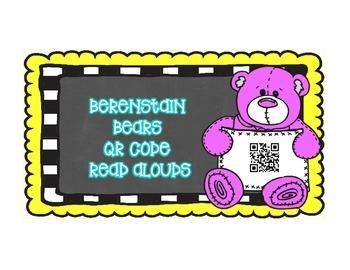 Berenstain Bears QR Code Read Alouds