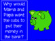 Berenstain Bears' Trouble With Money Literature Unit on Power Point