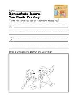 Berenstain Bears Unit