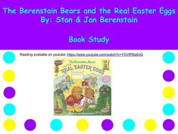 Berenstain Bears and the Real Easter Eggs: Easter: Comprehension