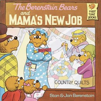 Berenstain Bears teach Perseverance, Teamwork & Family!