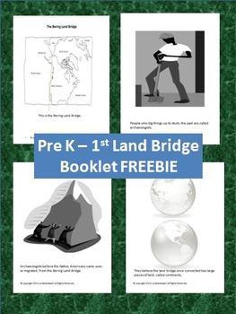 Bering Land Bridge Book