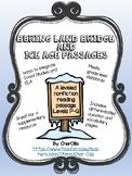 Bering Land Bridge- Ice Age Passages