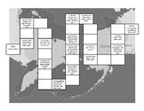Beringia (Bering Land Bridge) Board Game