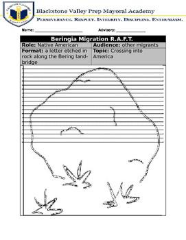 Beringia Migration RAFT