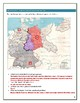 Berlin Airlift Activity Pack: Worksheets, Map Study, Puzzl