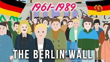 Berlin Crisis - The building of Berlin Wall - IGCSE