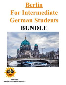Berlin Resources for Intermediate German Students - BUNDLE