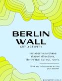 Berlin Wall Art Activity