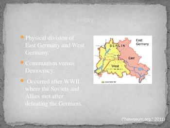 Berlin Wall Powerpoint