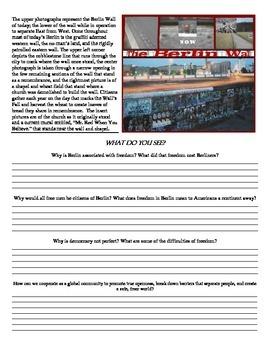 Berlin Wall: Ties of America and Germany