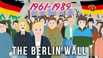Berlin Wall - Video Activity - IGCSE