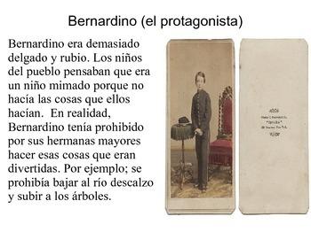 Bernardino por Ana María Matute