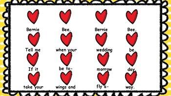 Bernie Bee: A Chant for Steady Beat, Ta, and Ti-ti