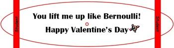 Bernoulli Valentine Card