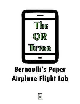 Bernoulli's Paper Airplane Flight Lab