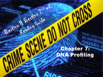 Bertino Forensics 2e. Reading Guide - Chapter 7
