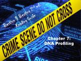 Bertino Forensics 2e. Reading Guide - Chapter 7: DNA Profiling